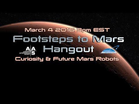 Curiosity and Future Mars Robots