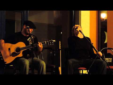 """Trip, Stumble and Fall"" (Acoustic) - Israel Garcia & Malford Milligan"