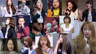 Kpop Idol Funny Sneezing Compilation