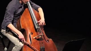 Stefano Scodanibbio - Geografia Amorosa - Giacomo Piermatti double bass