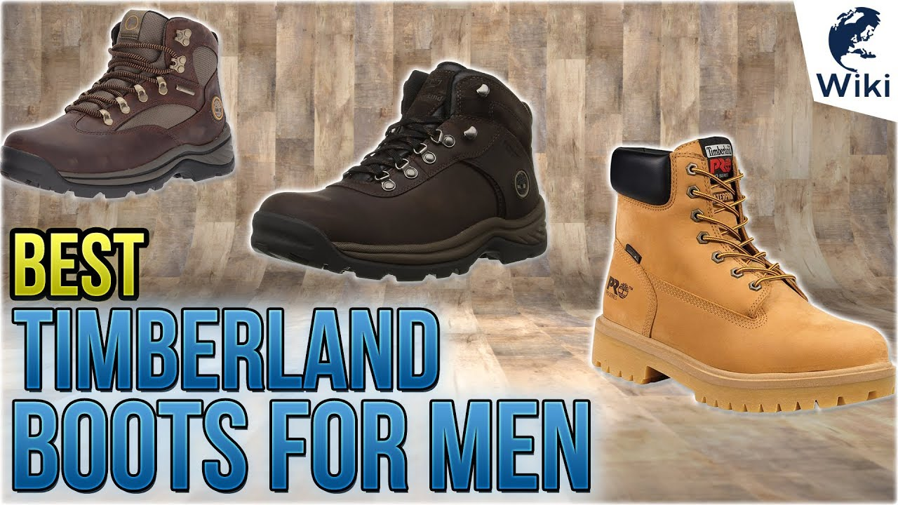 10 Best Timberland Boots For Men 2018