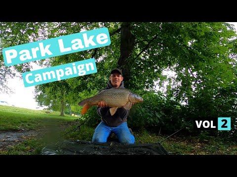 Carp Fishing 2020 - Park Lake Campaign -VOL 2