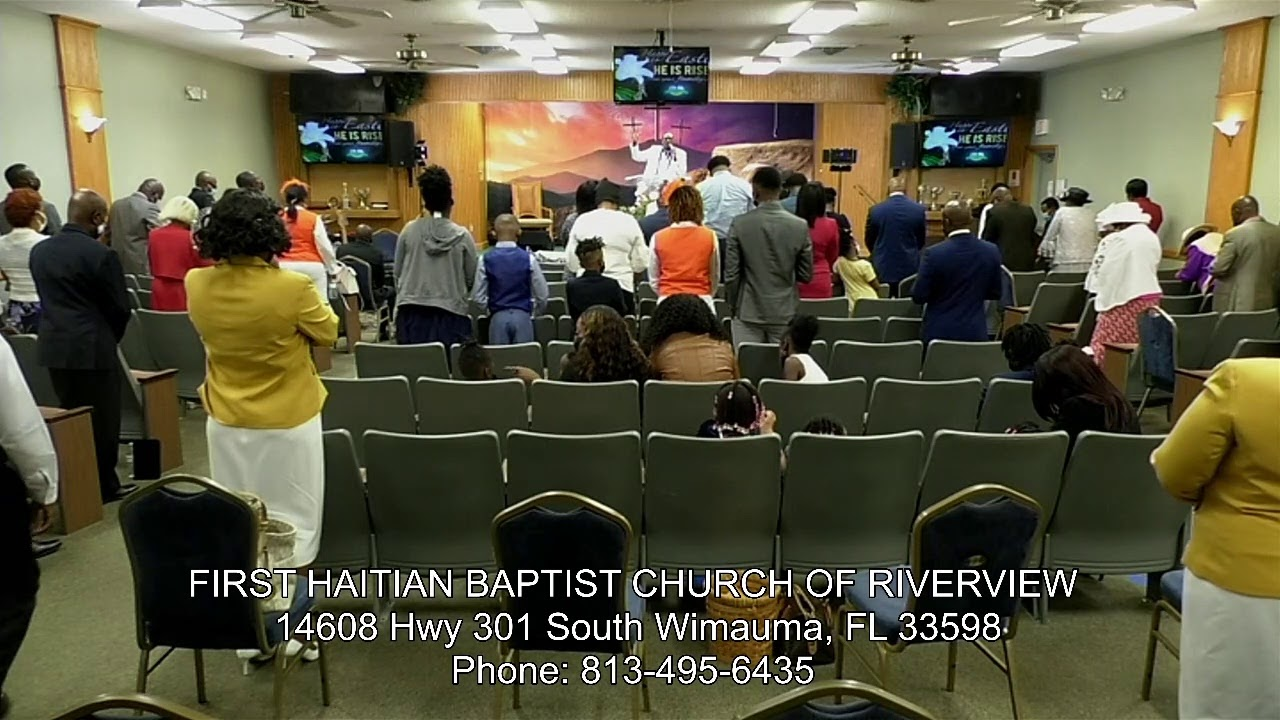 First Haitian Baptist Church Of Riverview, Florida USA
