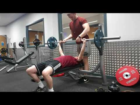 Personal Best on Bench Press / 50kg 1 RPM - My Gym Journey