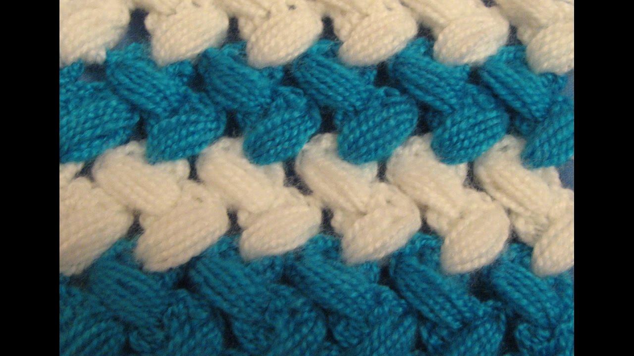 вязание крючком косичек