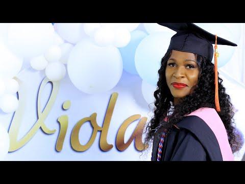 Viola Graduated in Masters in public health,South university Savannah ga USA .