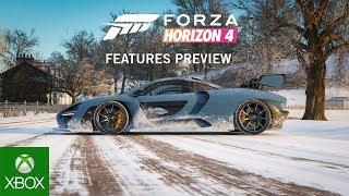 Forza Horizon 4 Features Preview