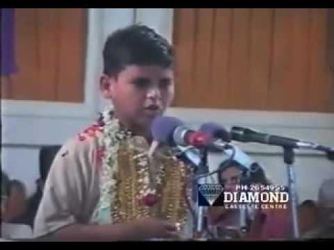 The most best MANQABAT ever (buri baat hai) full video