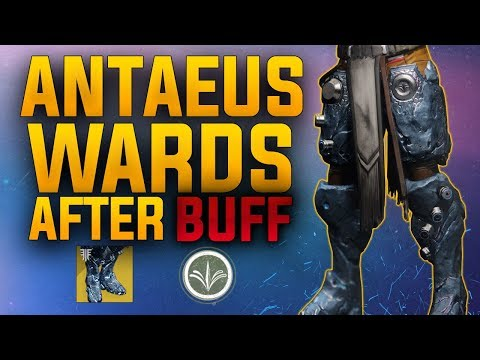 Destiny 2: Antaeus Wards After Buff  | Jokers Wild ! thumbnail