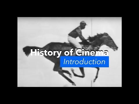 HISTORY OF movie CINEMA// HISTORIA DEL CINE- Introduction
