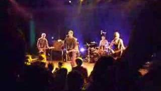 The Wedding Present - Live a t Brussels 3