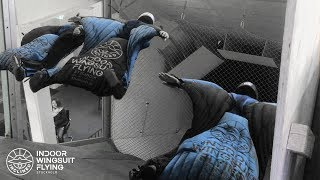 Indoor Wingsuit Flying – Fun, fun, fun