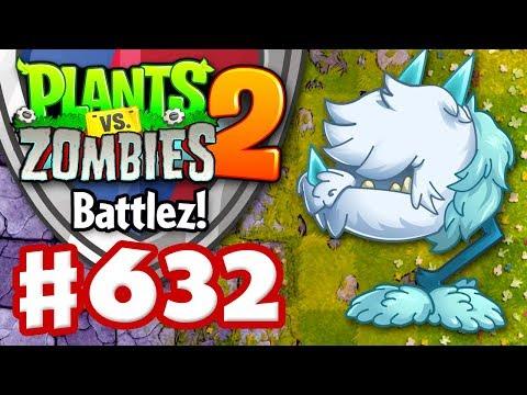 BATTLEZ! Cold Snapdragon Epic Quest! - Plants vs. Zombies 2 - Gameplay Walkthrough Part 632