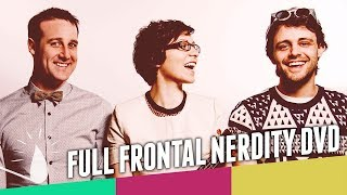 Full Frontal Nerdity: DVD and download from Festival of the Spoken Nerd