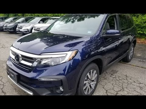 New 2019 Honda Pilot Virginia Beach VA Norfolk, VA #2191977