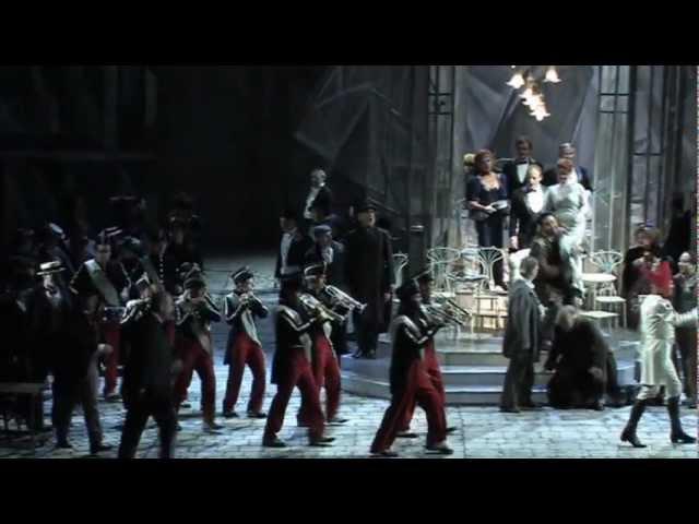 G. Puccini - »La Bohème« // Semperoper Dresden