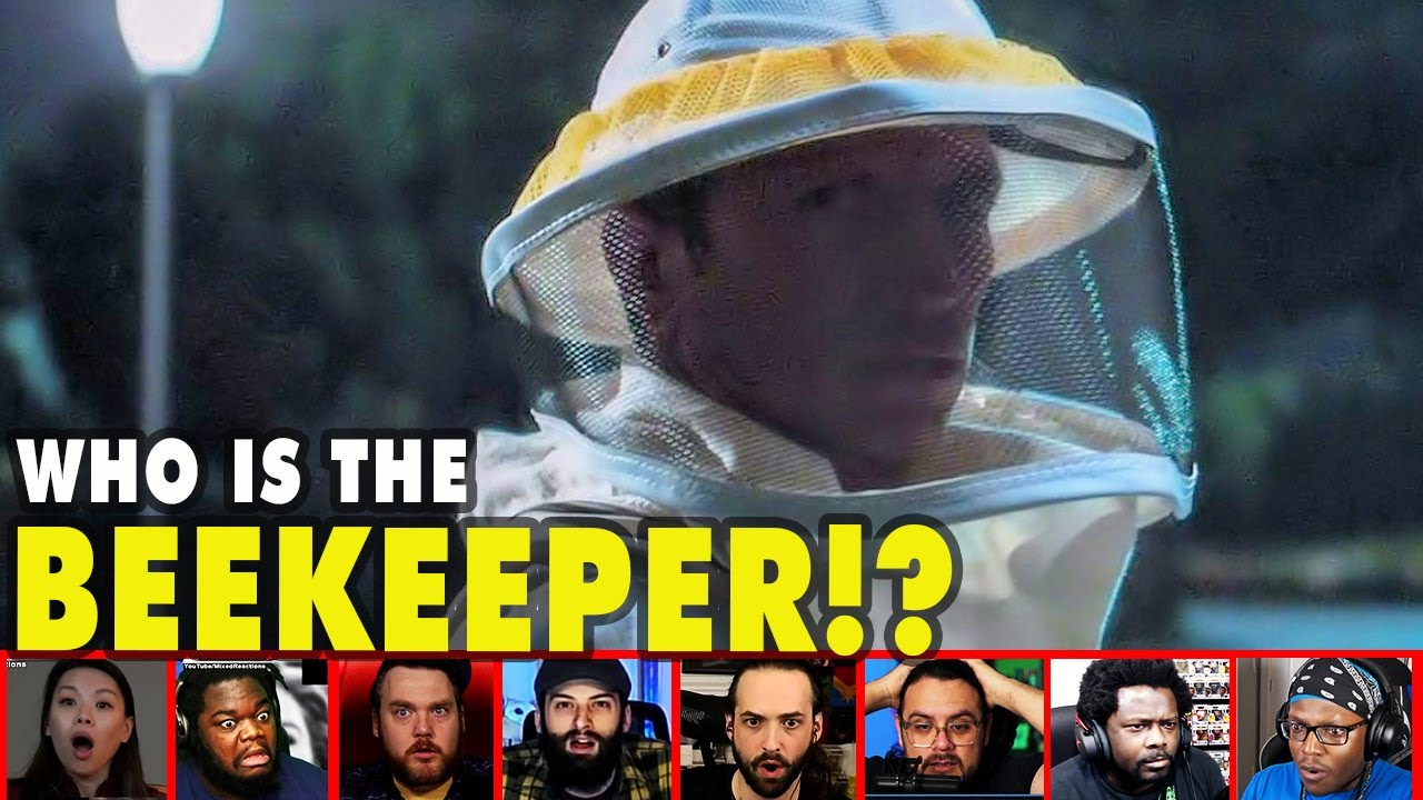 Reactors Reaction To The Mysterious Beekeeper On Wandavision Season 1 Episode 2 | Mixed Reactions