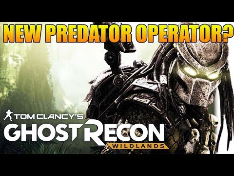 PREDATOR OPERATOR COMING TO GHOST WAR? |