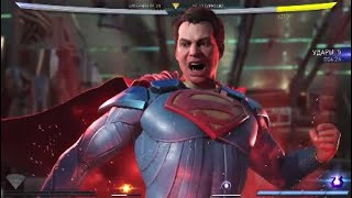 Injustice 2 : Superman Highest Combos