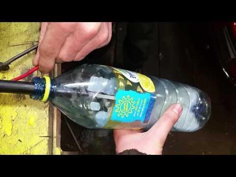 Test elektrycznej pomy paliwa 126p