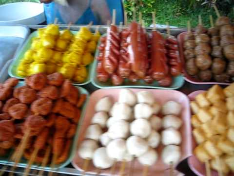 Muslim Food in Krabi Thailand