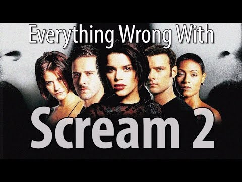 Download Youtube: Everything Wrong With Scream 2 In 19 Minutes Or Less