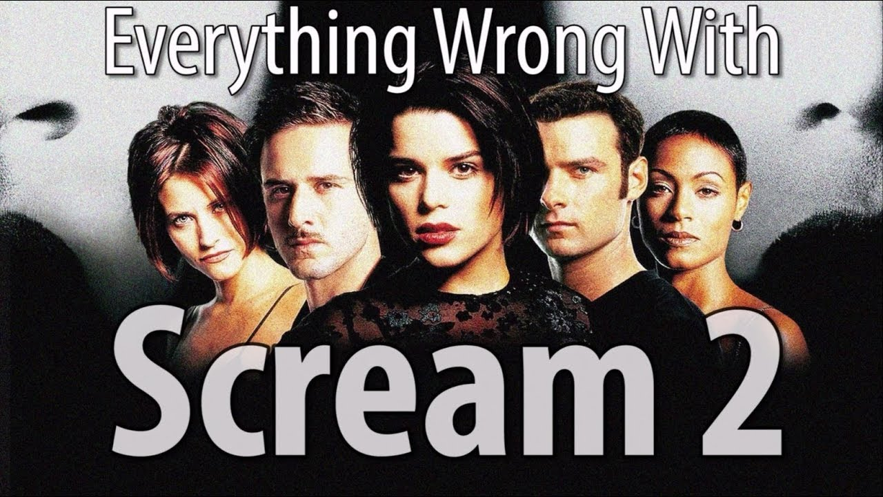 photos officielles 427ff e2330 Everything Wrong With Scream 2 In 19 Minutes Or Less