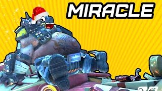Overwatch || A Christmas Miracle