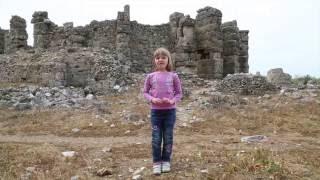 Аспендос (достопримечательности Турции)(Недалеко от Анталии есть руины древнего города Аспендос. О том, как мы там погуляли, я рассказываю в этом..., 2016-06-01T15:23:28.000Z)