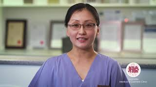 Chinese Medicine Doctor/Registered Nurse - Dr Julie Wang