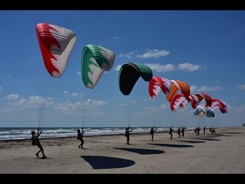 Paramotor SUPER Training!! Powered Paragliding Instruction Day 2!! World's Best  Lessons!!!