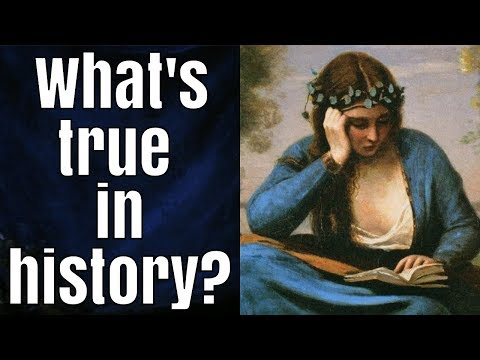 How do we determine truth in history?
