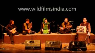 Ghazal Sufi Ensemble Group from Iran at Sufi festival