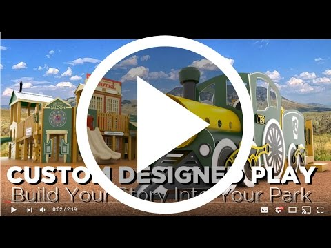 Themed Playground Equipment | Custom Playground Equipment Supplier