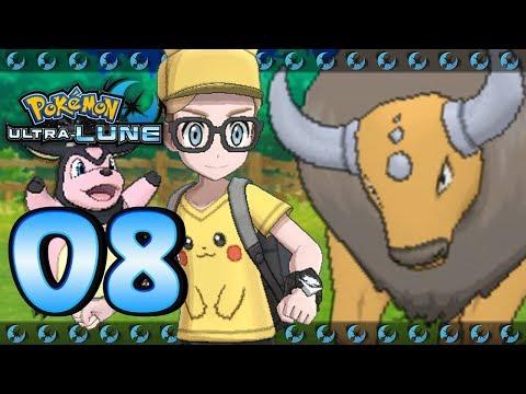 Ep#08 • POKÉMON ULTRA-LUNE ! Pikachuman au secours du ranch !