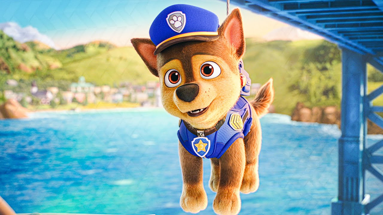 Download PAW PATROL: The Movie Trailer (2021)