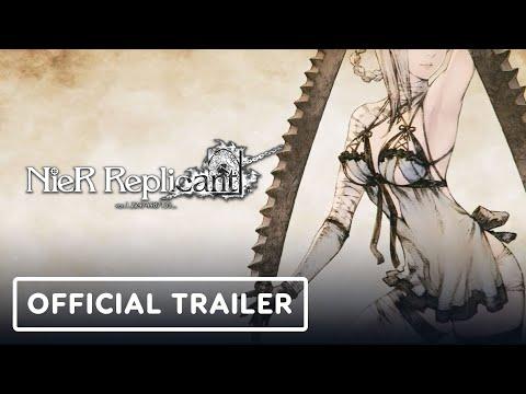NieR Replicant ver.1.22474487139 – Official Trailer | TGS 2020