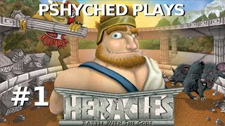Heracles: Battle With The Gods #1 - Stable World