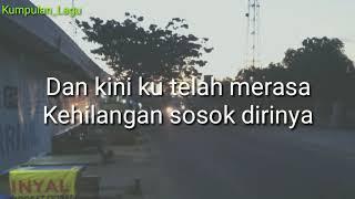 Gambar cover Lirik Lagu Sebuah Penyesalan - Versi Dimas Gepenk