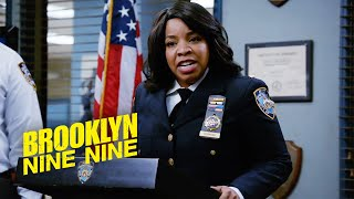 Terry's Ex Girlfriend | Brooklyn Nine-Nine