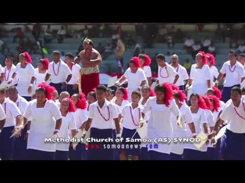 Methodist Church of Samoa – American Samoa SYNOD: Siva