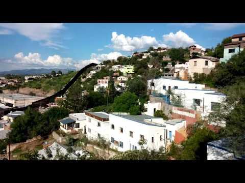 Nogales Sonora México & Nogales Arizona USA