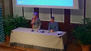 Simonetta Agnello Hornby e  Massimo Fenati - Libreria Palazzo Roberti, 27 novembre 2018