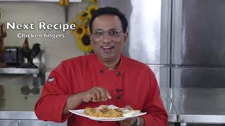 Chicken Lolipops and Pulav