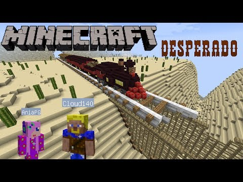 Minecraft Desperado #1 - Let's play z AniaPG