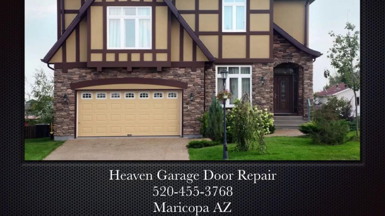 Garage Door Opener Repair Service In Maricopa Az Youtube