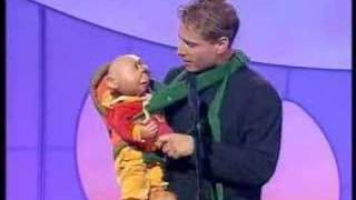 Paul Zerdin Ventriloquist