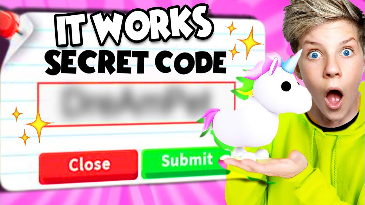 IT WORKS!! Adopt Me Code To Get LEGENDARY PETS in Adopt Me!! Game Breaking Hacks! Prezley