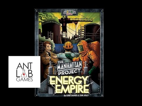 The Manhattan Project : Energy Empire Playthrough Review