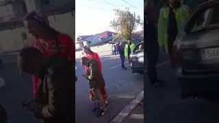 Scandal in cartierul Medeea